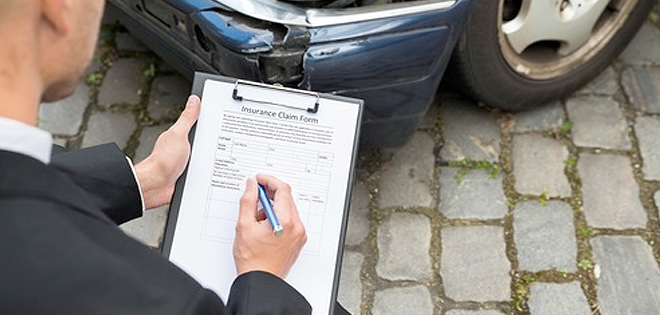 Subrogation law for a damaged car and property