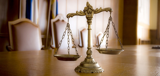 scales of justice for a Delaware County, Pa juvenile lawyer