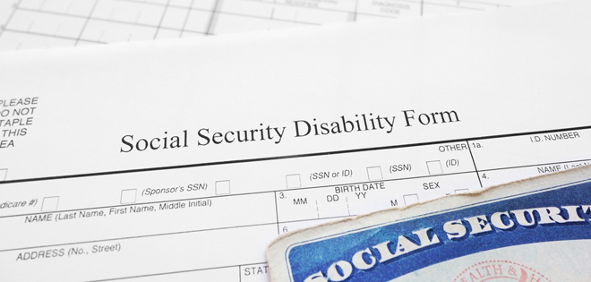paperwork for Delaware County, Pa Social Security Lawyer